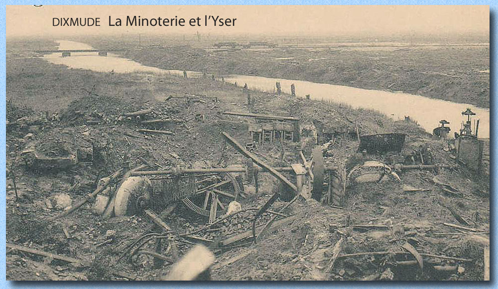 site to be dixmude minoterie et yser