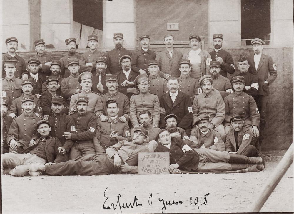 erfurt 1915