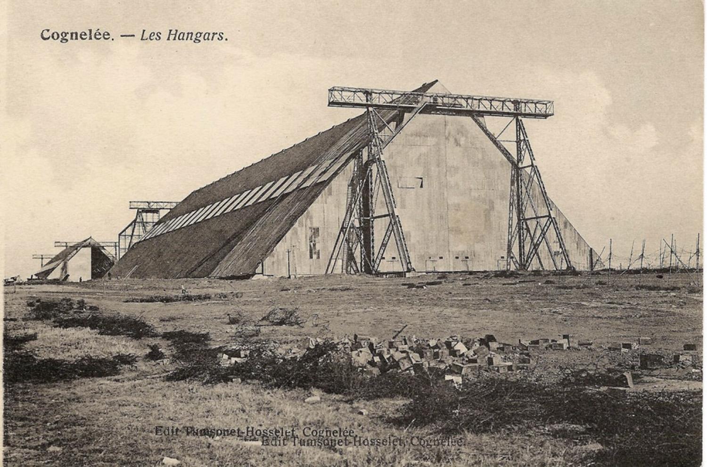 site to de cognelée deux hangars zeppelins
