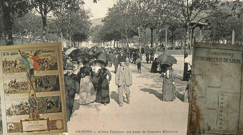 site to fr cahors kiosque de 1860 pour fanfare