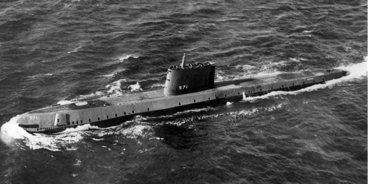 Sous-marin allemand U.B. de la 1ère guerre
