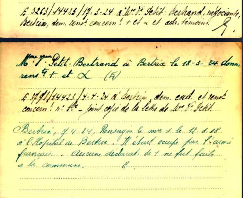 bertrand francois camille fiche war register page 2