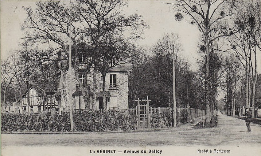 le vesinet avenue du belloy mibbtb