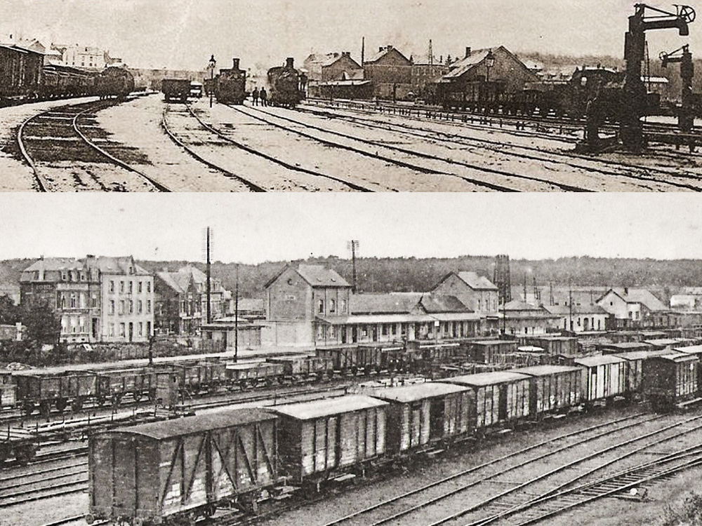 gare libramont trains et loco