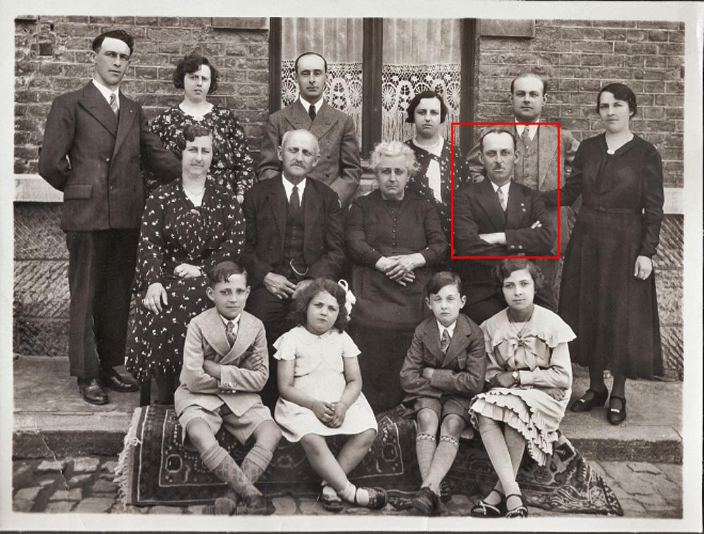 famille de clement wilmotte