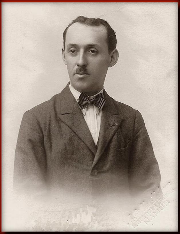 portrait Clément Wilmotte