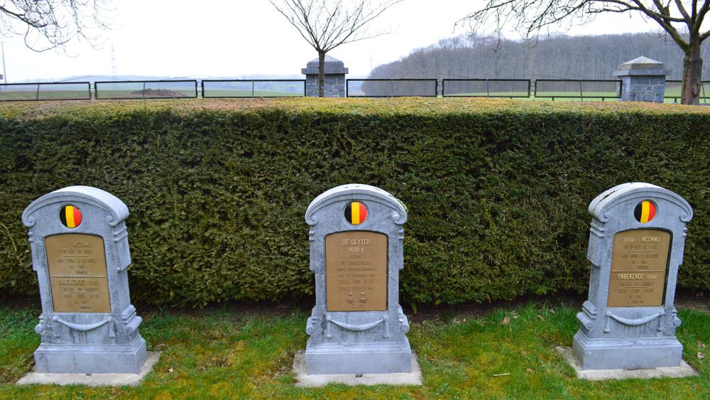de Geyter pieter 3 sépultures cimetière boninnes