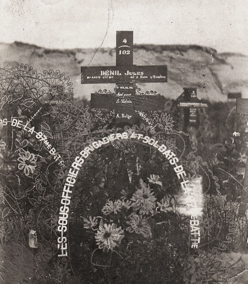 denil jules sepulture
