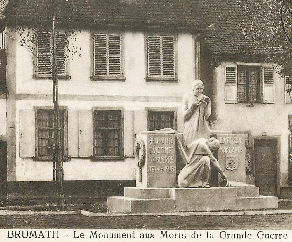 monument de brumath