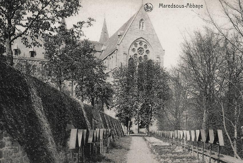 maredsous cimetière