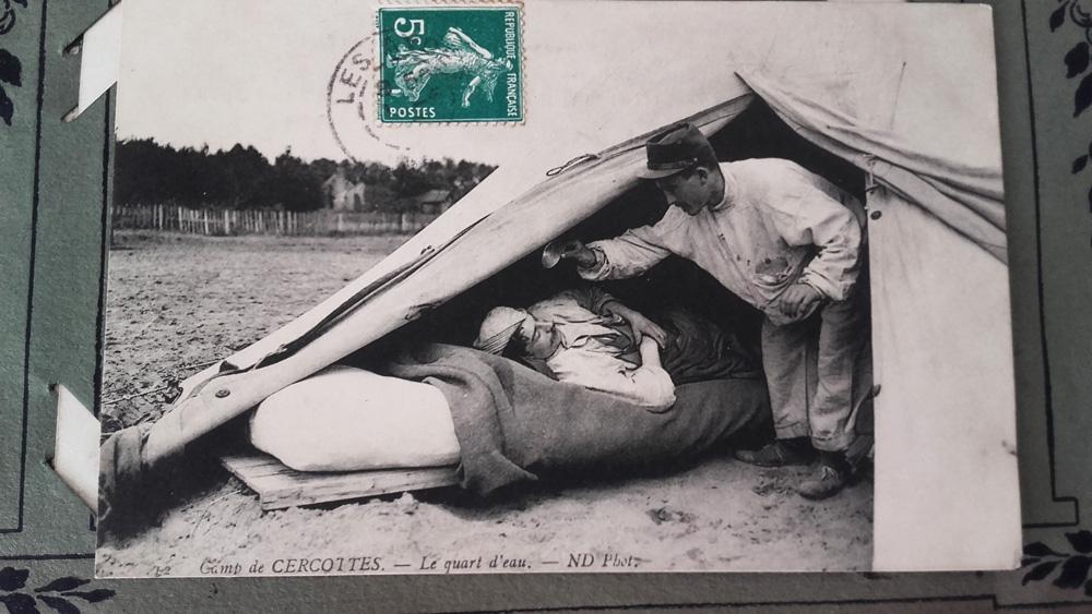 SOPHIE 20 Camp de Cercottes Recto