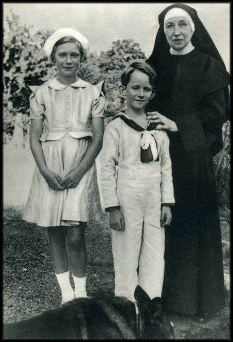 site soeur josephine soeur roi albert avec prince et princesse