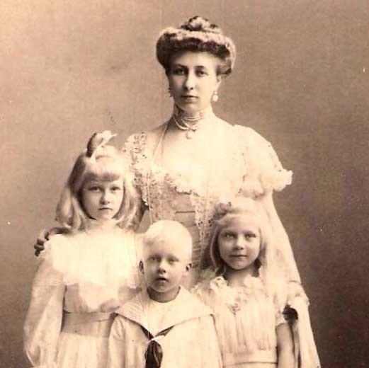 so be princesse joséphine et ses 3 enfants