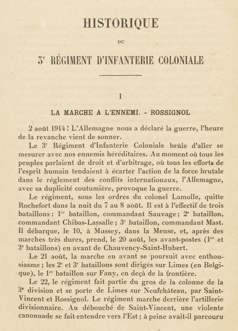 Historique_du_3e_régiment_d'infanterie page 2