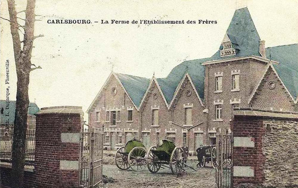 asu be carsbourg 1909 la ferme color