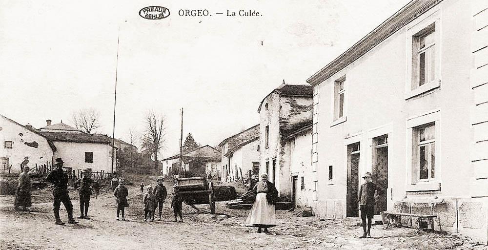 asu be orgeo la culée 1924