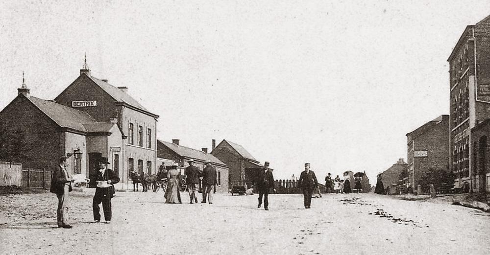 asu to be lux bertrix la gare 1903