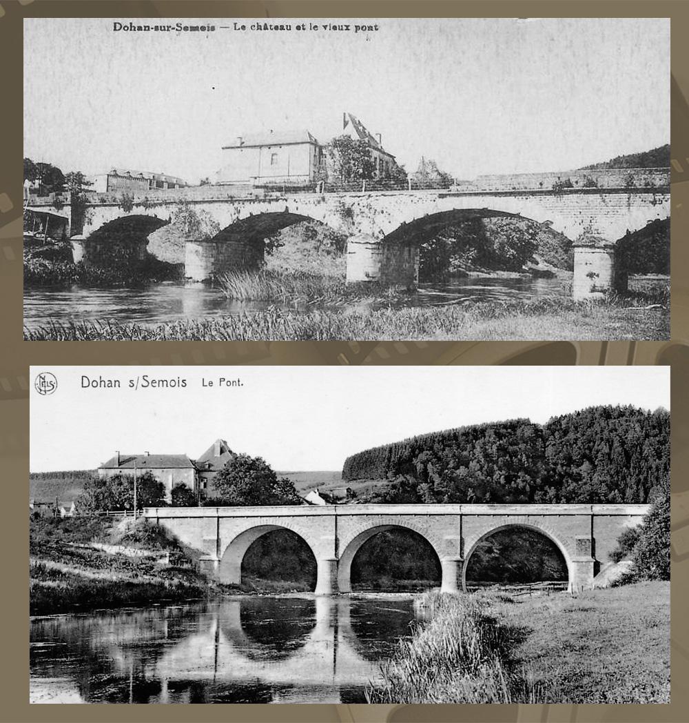asu le vieux et le nouveau pont dohan