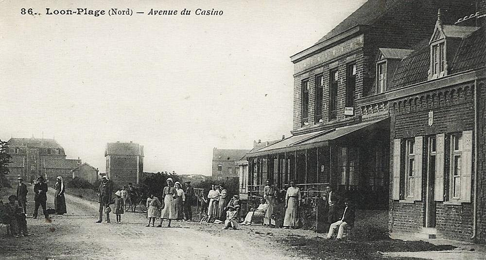 asu loon plage 1917