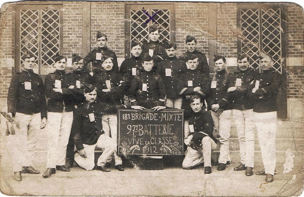 asu 97è batt Classe 1912 6è art