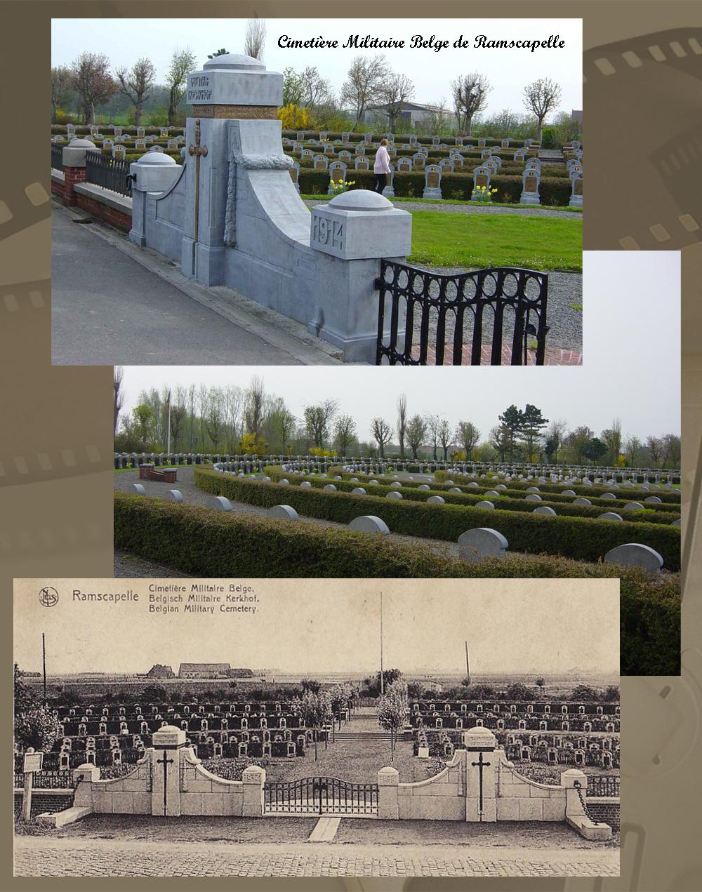asu ramscapelle cimetière