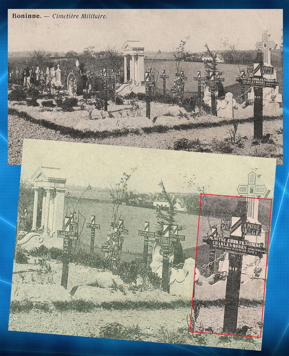 asu cimetière milit boninne charles moors