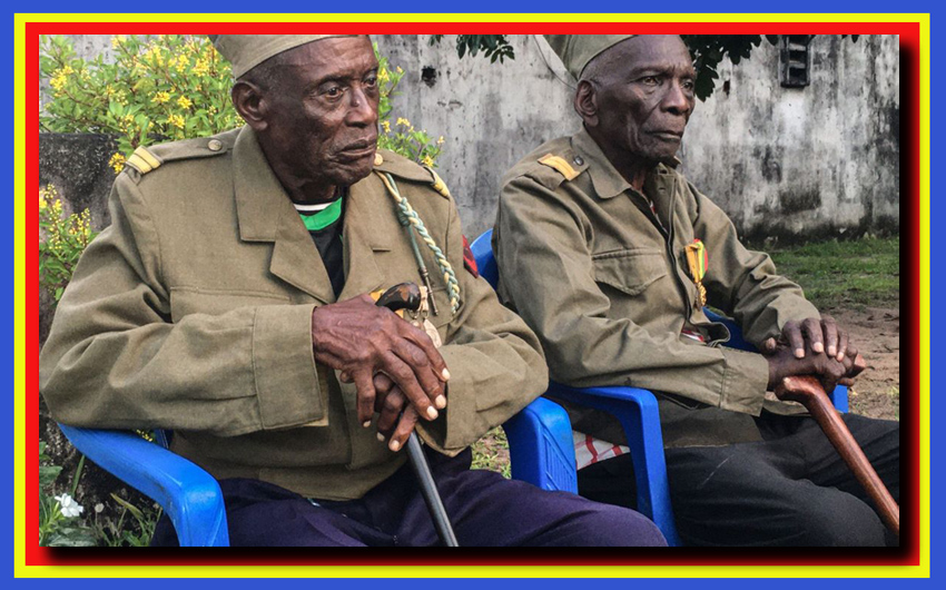Daniel & Albert Frères d'armes RDC