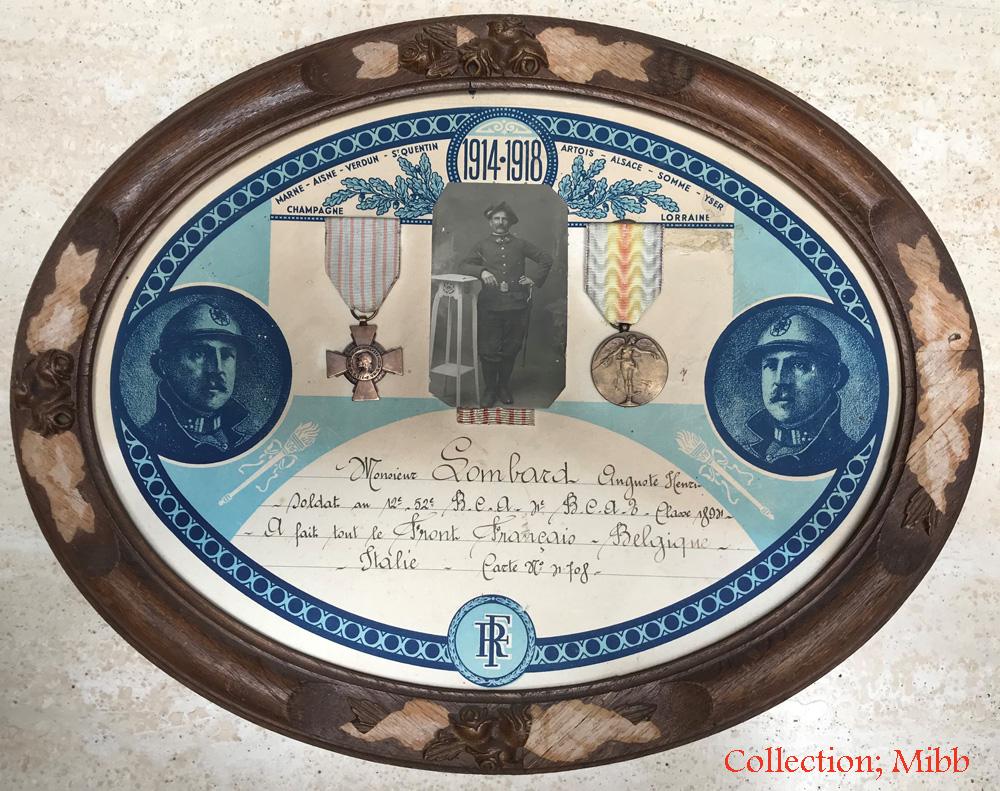 asu tableau commemoratif lombard 12è bca