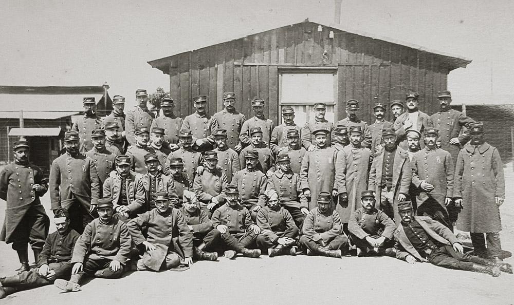 quedlinburg prisonniers francais infanterie