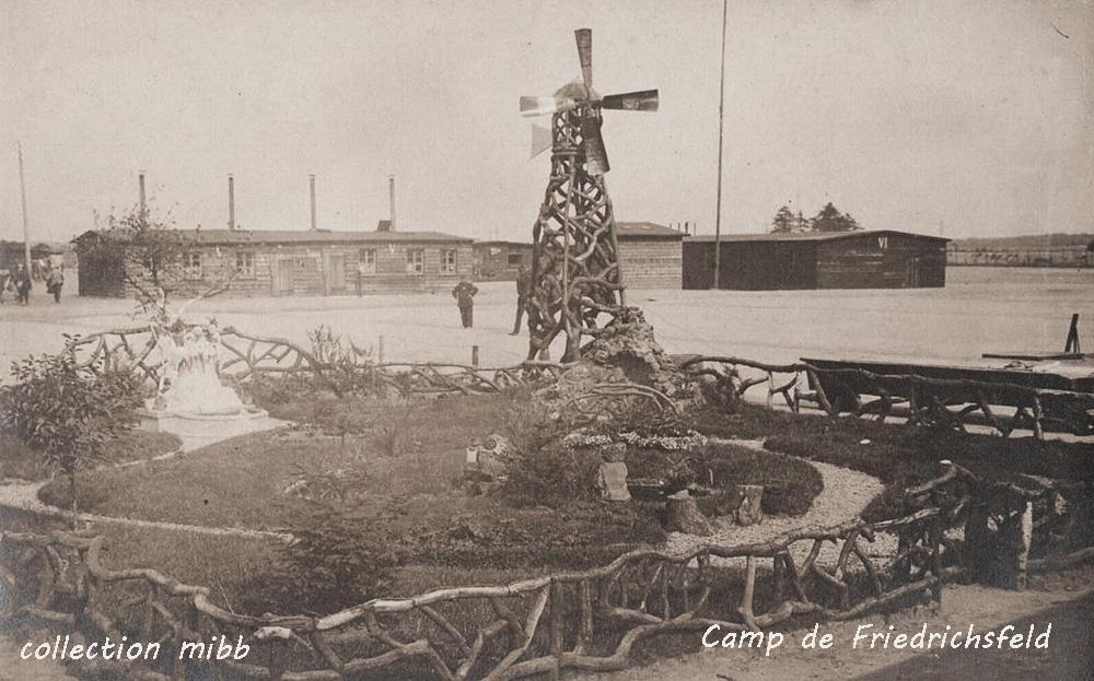 parterre camp friedrichsfeld