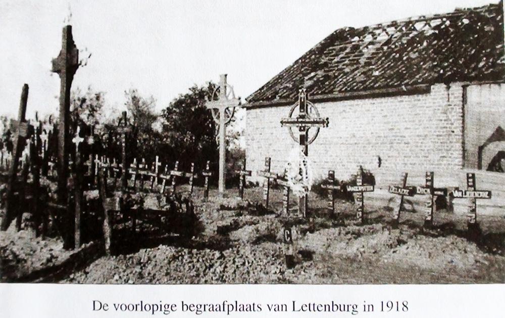 asu lettenburg 1918 cimetière