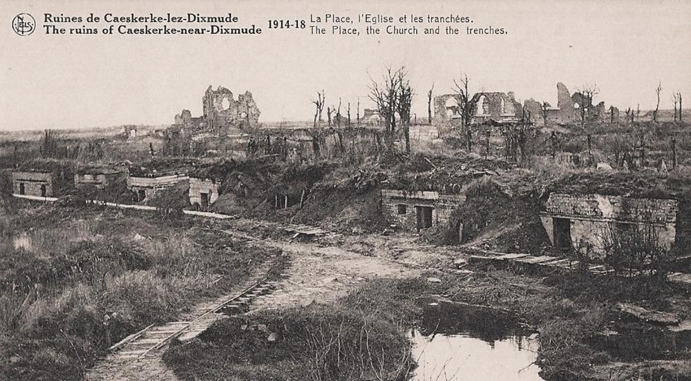 asu ruines de kaaskerke