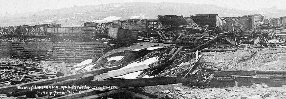 Asu 1917 explosion Halifax 10