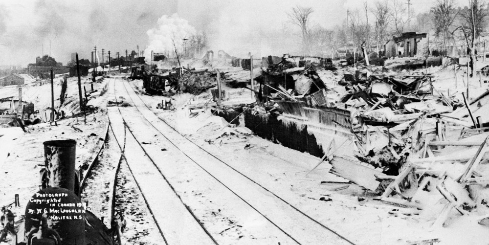 Asu 1917 explosion Halifax 4