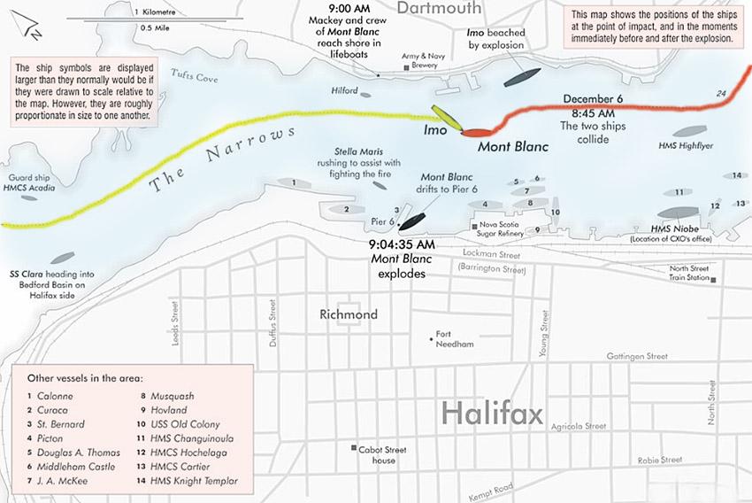 Asu 1917 explosion Halifax 8