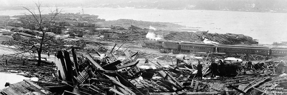 Asu 1917 explosion Halifax 9
