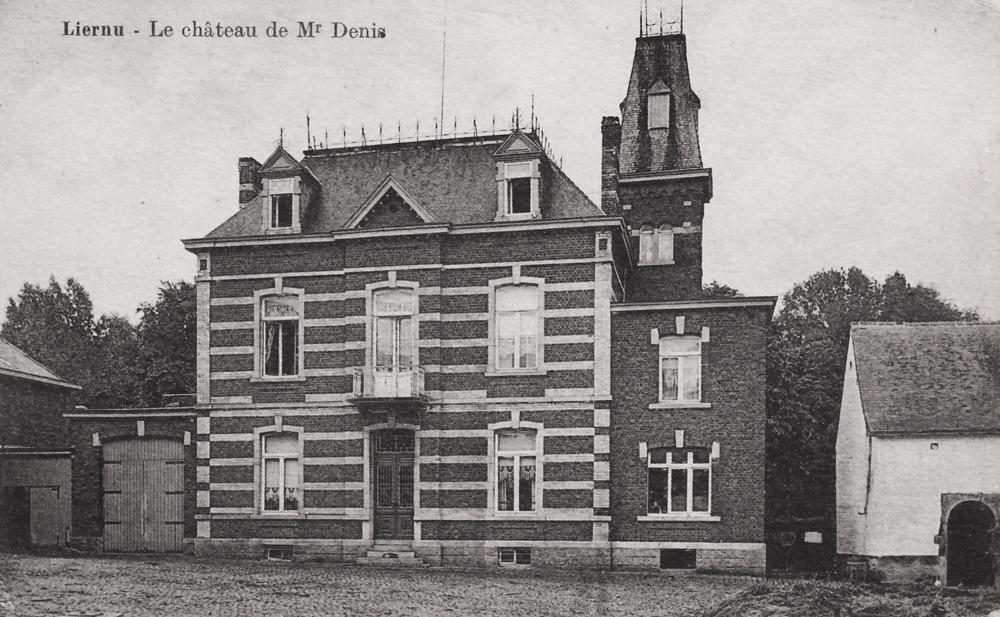 asu chateau Mr Denis Liernu