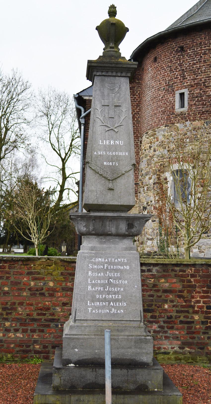 asu monument Liernu