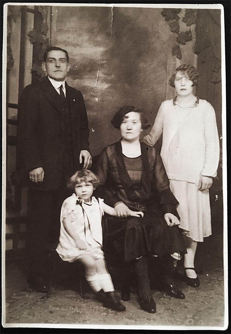 asu famille Damhoff au Québec
