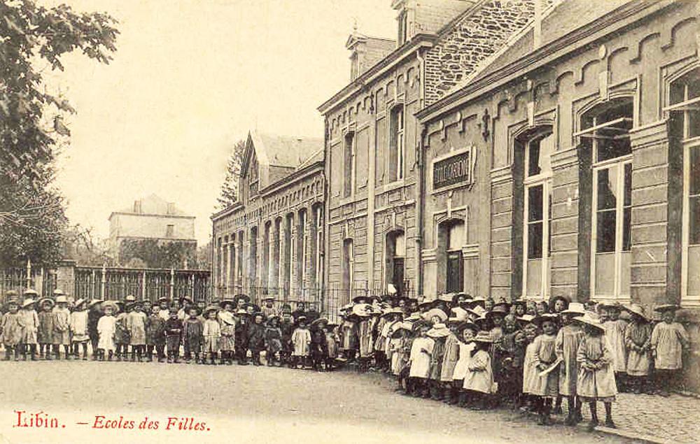 asu libin 1908 école des filles