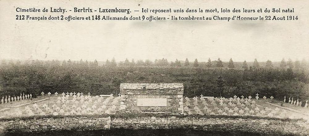 asu bertrix cimetière de luchy 22 aout 14 212 Fra