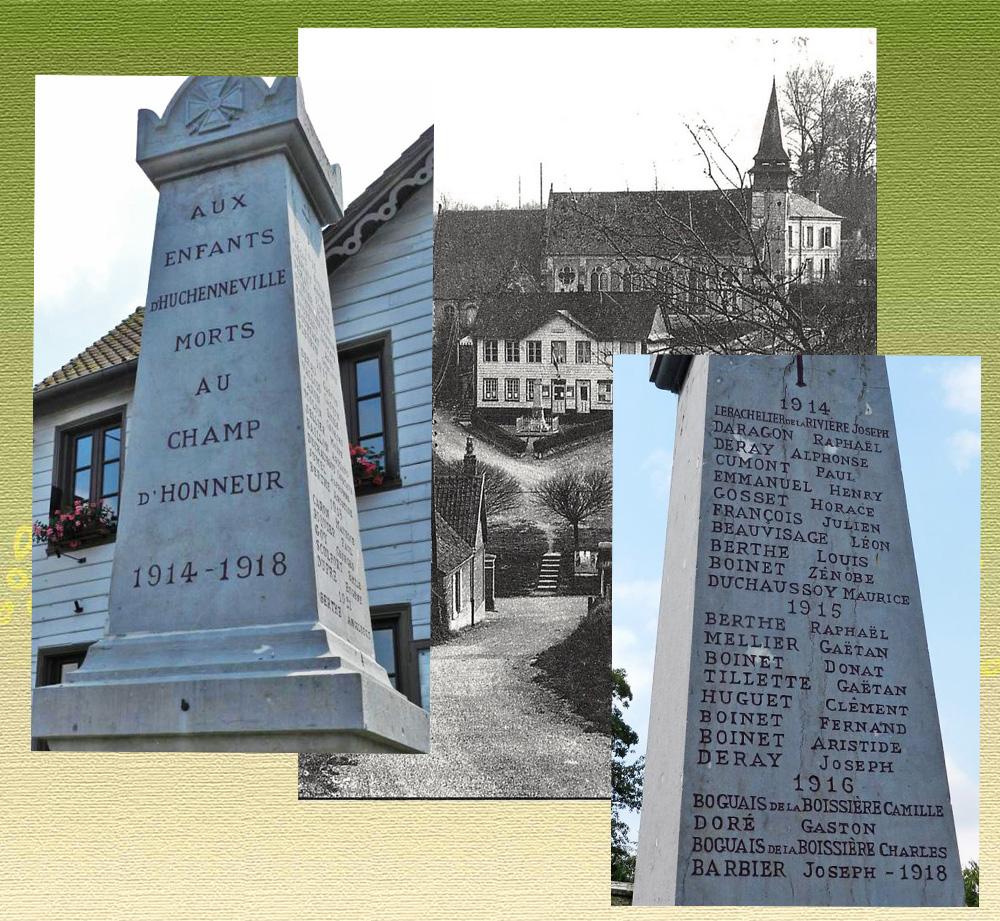 asu monument aux morts huchenneville