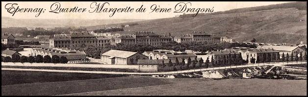 site erpernay caserne 9ème dragons