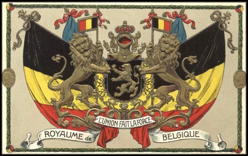 site armoiries belges